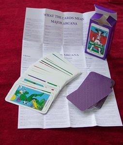Sheridan Douglas Tarot Cards